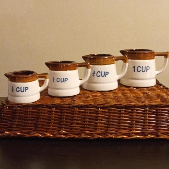 Measuring Cup Set - Four Pieces